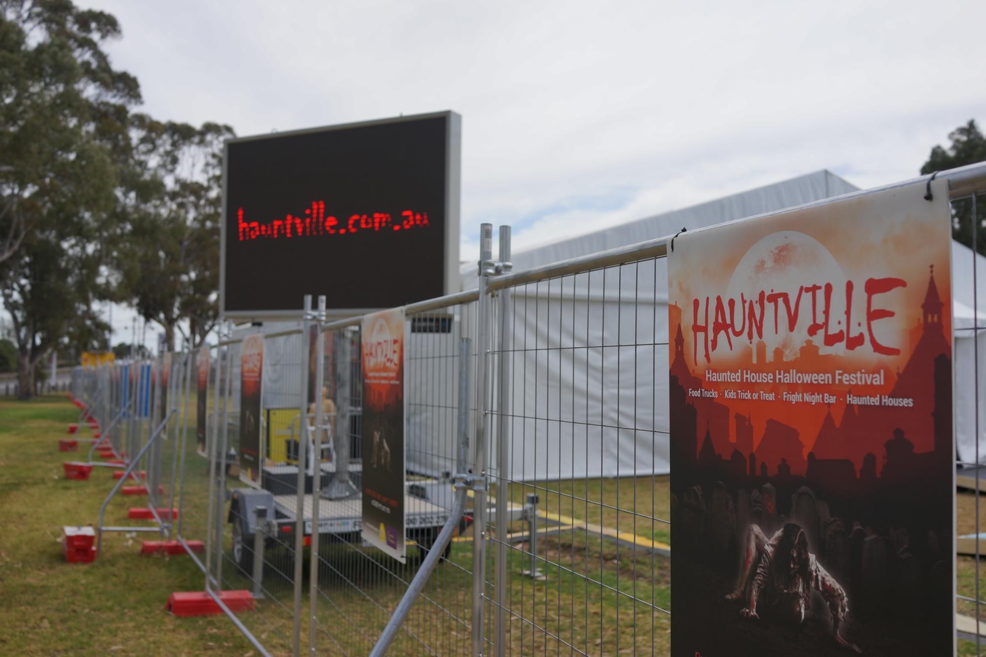 Hauntville 2018
